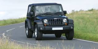 jeep wrangler rubicon two door jeep wrangler review carwow