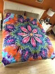 Tapestry Duvet Tye Dye Quilt Quilts Tie Dye Duvet Cover Queen Tie Dyed Duvet