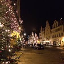 Pictures Of Christmas Decorations In Germany Christmas Town Rothenburg Germany