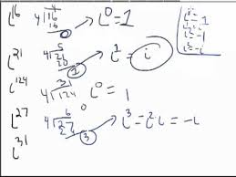 imaginary numbers how to simplify imaginary numbers formula