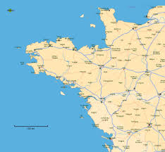 Calais France Map by Nantes France Map Recana Masana