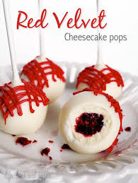 recipe and tutorial red velvet cheesecake pops life love and sugar