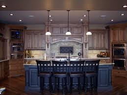 Knotty Kitchen Cabinets Knotty Alder Kitchen Traditional Kitchen Omaha By Designer