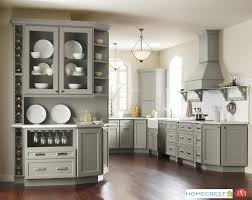 Functional Kitchen Cabinets by Grey Cabinets Continue To Dominate This Year