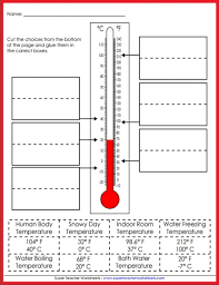 teach your students all about temperature super teacher