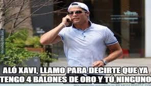 Memes De Ronaldo - cristiano ronaldo graciosos memes de su cuarto balón de oro foto