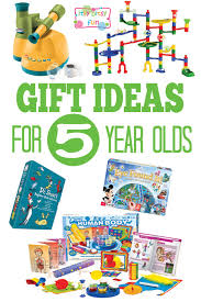 pleasing best gifts for 5 yr creative year