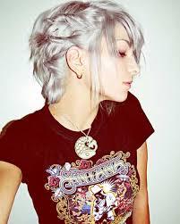 short white hair 19 silver short hair ideas long hairstyles