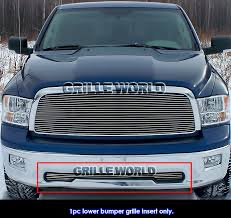 2010 dodge ram 1500 black grill 2009 2012 dodge ram 1500 bumper billet premium grille grill
