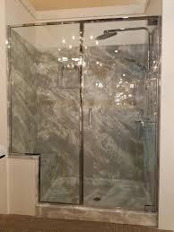 frameless vs semi frameless vs framed shower enclosures