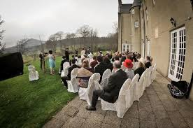 Outside Weddings Our Outside Wedding Looking Onto Bennachie Picture Of Macdonald