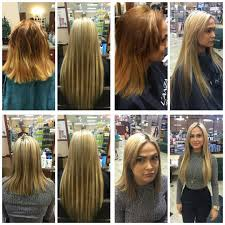 she by socap before after she hair extensions by socap adding volume