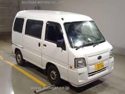 subaru van used subaru sambar 2010 jul white for sale vehicle no za 62746