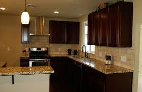 santa cecilia granite in a fantastic kitchen