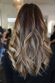 does hair look like ombre when highlights growing out best 25 subtle ombre hair ideas on pinterest hair colours 2016