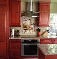 Red Tile Backsplash - tiles backsplash kitchen accessories tile backsplash ideas eas
