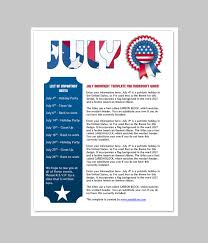 7 newsletter word templates word excel pdf templates