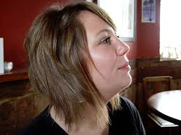 haircuts for blunt nose 24 short hairstyles for women with round faces to die for slodive