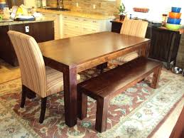 dining table bench seat with back seats perth timber sydney nz