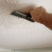 Repair Textured Ceiling by Textured Ceiling Removal Hamilton Paint And Plaster Removal