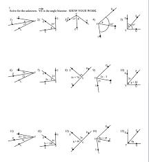 Angle Addition Postulate Worksheet Answers Angle Addition Postulate Debbylandmath
