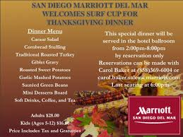 ppt san diego marriott mar welcomes surf cup for thanksgiving