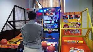 luxury basketball game machine crazy hoop basketball game youtube