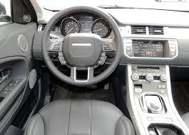 Evoque Interior Photos 2016 Range Rover Evoque Hse Review Wheels Ca