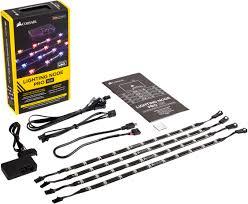 corsair lighting node pro black lighting node pro best buy
