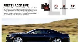 2013 chevrolet camaro mpg 2014 camaro v6 will keep 323 horsepower rating gm authority