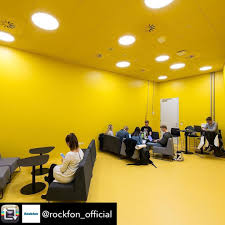 Rockfon Mono Acoustic Ceilings by Rockfon On Topsy One