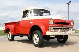 dodge truck power wagon 1957 dodge power wagon w100 1 2 ton factory 4x4 1 of