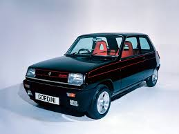 renault hatchback models renault 5 gordini french cars pinterest cars and wheels