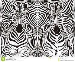 zebra pattern free download zebra pattern background stock vector illustration of decor 23676897