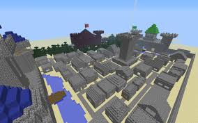 Minecraft Pvp Maps Castle Defence A Pvp Map Minecraft Project