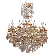 Vintage Crystal Chandelier For Sale Antique Crystal Chandelier Stock Photo 73018003 Shutterstock