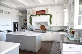 christmas in the kitchen warm and cozy christmas home tour the