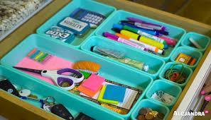 alejandra organization to organize a junk drawer