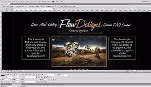 tutorial website dreamweaver cs5 create a static website psd to dreamweaver tutorial web graphic