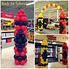 best 25 balloon tower ideas on pinterest balloon columns diy