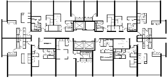 building floor plans tower plaza floor plans