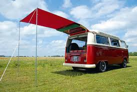 Just Kampers Awning Ten Camper Van Awnings To Increase Your Outside Living Space