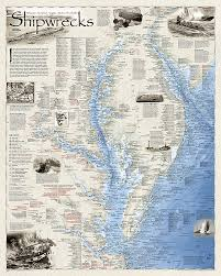 Chesapeake Bay Map Of Delmarva Tubed