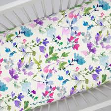 crib sheets fitted sheet for cribs carousel designs all
