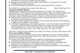 Facility Manager Resume Sample by Data Center Technician Resume Sample Reentrycorps
