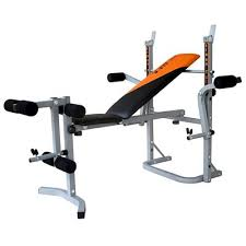Weight Bench Leg Exercises V Fit Stb 09 2 Folding Weight Bench