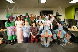 Halloween Costumes Wizard Oz Halloween Costume Challenge United Shore Office Photo