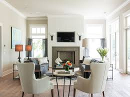 best paint color for dining room farmhouse living room via erin