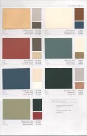 historic paint colors pt 1 u2013 como bungalow