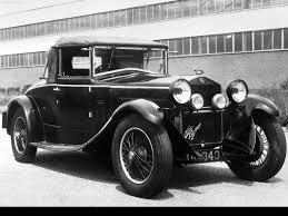 vintage alfa romeo 6c alfa romeo 6c 1500 sport 1928 picture 1 of 1